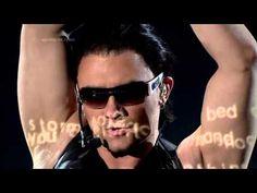 Grzegorz Wilk jako Bono Twoja twarz brzmi znajomo