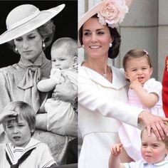 ❤️ Diana, Princess of Wales is pictured with young Prince William and Prince Harry in June Catherine, Duchess of Cambridge is pictured with Prince George (age and Princess Charlotte (age in June Princess Charlotte Age, Princess Diana Family, Prince And Princess, Princess Of Wales, Princess Art, Prince George Age, Prince William, Princesa Real, Princesa Kate