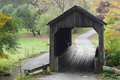 Vermont Covered Bridge  #scenesofnewengland #soVT #vermont #soNE #soNEliving #coveredbridge