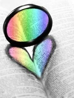 heart prism. cool how this works