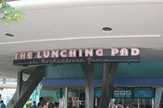 Walt Disney World - Magic Kingdom - The Lunching Pad