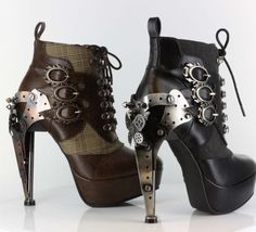 $158 Oxford @Sam McHardy Caldwell I love these, very Steam Punk...but the price hurts my feelings