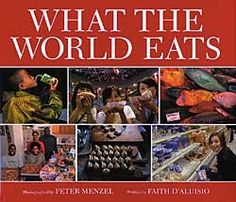 What the world eats photo essay