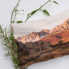 Sunrise Bishop Relaxation Pillow Heat Pad Hot by LemoneeOnTheHills
