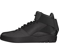 adidas Originals Crestwood Mid - Boys' Grade School - Leather upper with a strap…