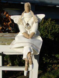 Boneca Tilda - Tilda Doll - Gosto Disto!