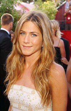 Jennifer Aniston how I want my hair I think