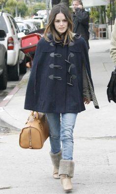 female celebrity fall casual fashion - Google Search