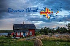 Åland, das größte Archipel der Welt wartet darauf entdeckt zu werden und was ist denn auf den ersten Blick so anders? Die Straßen sind rot statt schwarz, die Autos haben eigene Kennzeichen und die Verkehrsschilder sind gelb.