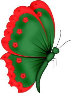 green and red butterfly Cartoon Butterfly, Butterfly Clip Art, Butterfly Quilt, Butterfly Drawing, Green Butterfly, Butterfly Painting, Butterfly Crafts, Butterfly Wallpaper, Painted Clay Pots