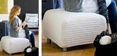 crochet for the home (finnish)
