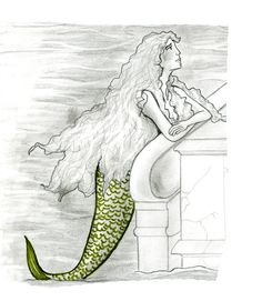 Design for our fairytale soapline: The Little Mermaid