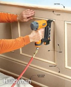 What is MDF? Plus Tips for Using MDF | The Family Handyman