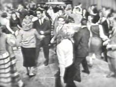 """Philadelphia American Bandstand Regular Billy Cook shows us his style of the Fast Dance as it was called on Bandstand/American Bandstand (Jitterbug/Lindy Hop) as done on Bandstand in the early days of its Philadelphia years.     Billy Cook was a national American Bandstand Dance contest winner and one of the most famous of the American Bandstand """"..."""