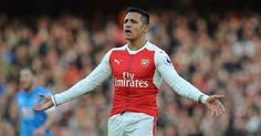 Alexis Sanchez Rejects Arsenal's £180k-A-week Deal As Contract Talks Continue
