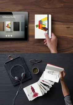 book fiftythree moleskine large 650x937 Book   by Fiftythree x Moleskine
