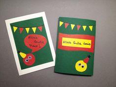 DIY-Geburtstagskarten für Kinder