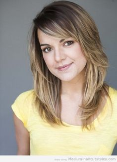 Medium-Length-Hairstyles-with-Bangs-Layered-Hair-for-Girls