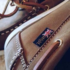 Deck Shoe details #henrilloyd @lindasucco #tuesdayshoesday #regram