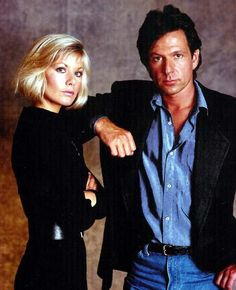 Dempsey and Makepeace: used to run around the school yard pretending to be her, I thought she was awesome!!
