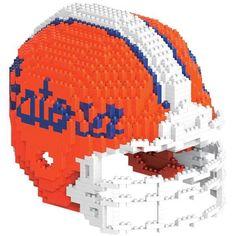 NCAA Florida Gators 3D Helmet BRXLZ Puzzle