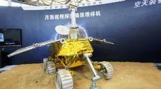 """Η Κίνα στέλνει το """"Κουνέλι από Νεφρίτη"""" πίσω στο Φεγγάρι"""