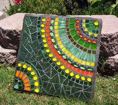 Green Stepping Stone | Flickr - Photo Sharing!