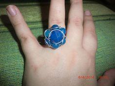 Anel azul 2