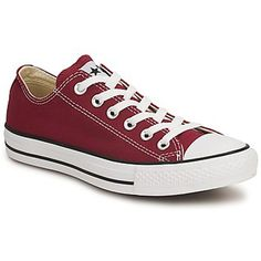 online shopping for Converse Chuck Taylor All Star OX Unisex Casual Shoes Burgundy from top store. See new offer for Converse Chuck Taylor All Star OX Unisex Casual Shoes Burgundy Converse Rouge, Mode Converse, Converse All Star Ox, Converse Chuck Taylor All Star, Chuck Taylor Sneakers, Converse Shoes, Cute Shoes, Me Too Shoes, Zapatillas All Star