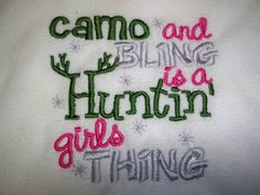 Items similar to Bib Baby Girl Camo and Bling is a Huntin girls Thing White with Pink, Silver, & Camo Green Bib- Little Hunter - Baby Girl Pink Hunting Bib on Etsy Baby Girl Camo, Camo Baby Stuff, Pink Girl, Baby Shower Camo, Baby Kids Clothes, Our Baby, Baby Bibs, Baby Fever, Future Baby