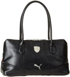 PUMA Women's Ferrari Long Sleeve Handbag - http://handbags.apparelique.com/womens-handbag/puma-womens-ferrari-long-sleeve-handbag/