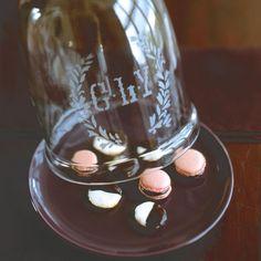 Rezept: Himbeer-Macarons - [LIVING AT HOME]