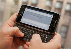 Motorola Droid 4  - I love having a qwerty board when I text. My poor Droid 2 global is a sick puppy right now...sigh