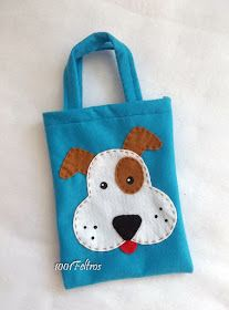 Boys Quilt Patterns, Animal Bag, Painted Bags, Felt Purse, Diy Tote Bag, Patchwork Bags, Fabric Bags, Kids Bags, Cloth Bags