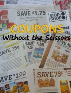 Who knew you could order coupons online?