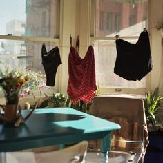 love laundry lines. #thelivinghome #waldorfish