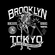 Creative Graphic, Stamps, Illustrated, Brooklyn, and Machine image ideas & inspiration on Designspiration Typography Letters, Typography Design, Lettering Art, Brooklyn, Beauty And The Best, Tokyo, Typo Logo, Creative Thinking, Stationery Design