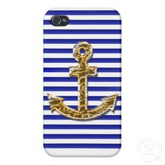 Funda iPhone estilo navy
