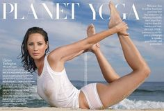 Christy Turlington - 2007 June