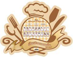 Placa de Formatura Gastronomia UnP 2014.2
