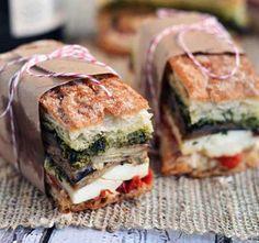 Una Pizca de Hogar: 10 recetas de sándwiches ¡que quitan el hipo!