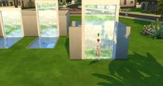 Mod The Sims - Spa Day (GP) Waterfall override