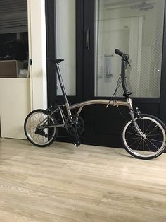 Folding Bicycle, Brompton, Bicycle Design, Bike Accessories, Cool Bikes, Biking, Wheels, Adventure, Cars