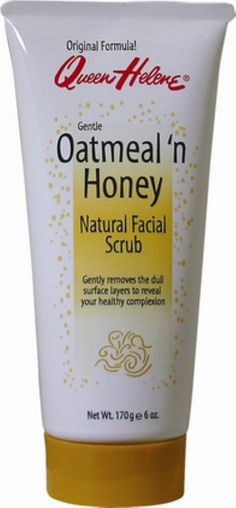 Queen Helene Facial Scrub, Oatmeal 'n Honey 6 oz