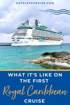 What Is It Like on the First Royal Caribbean Cruise? Find out what it is really like on the first Royal Caribbean cruise since the shutdown with our LIVE report from Adventure of the Seas. Cruise Checklist, Cruise Tips, Royal Cruise, Royal Caribbean Cruise, Liberty Of The Seas, Royal Caribbean International, Cruise Reviews, Adventure Of The Seas, Beach Club