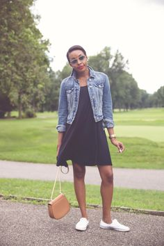 Laidback Luxe | Live Love and Read | @converse outfit ideas