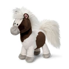 New Nici Horse Junior Pony Poonita 25cm 10in Plush Doll #Nici