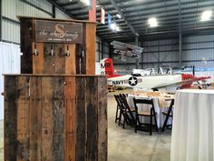 [DIY] How to Build a Custom Beer Bar for Your Event  #diy #howto #reclaimedwood #craftbeer