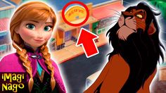 Coisas que você NUNCA reparou nos filmes da Disney - Parte 2