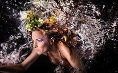 Tim Tadder |Underwater Portraits
